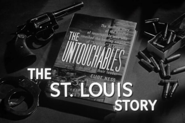 """The St. Louis Story"" originally aired on January 28th, 1960. Agent Cam Allison (Anthony George) joins Ness' federal squad as The Untouchables target a white-collar mobster in St. Louis."