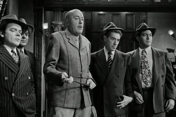 Fred Clark leads the gang as Major Charlie Byron.