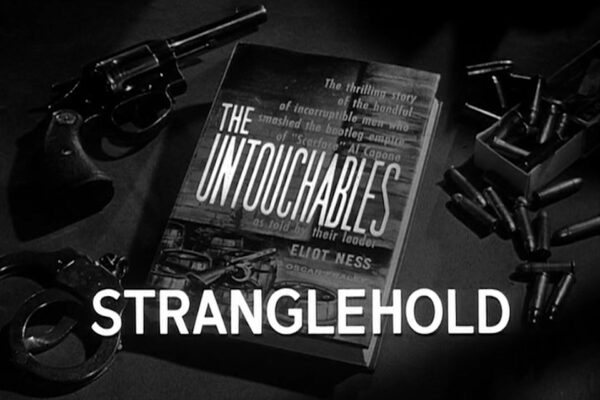 """Stranglehold"" originally aired on May 4th, 1961. An eastern gangster has the New York fish market under his control, but when the murderous actions of his henchmen bring unwanted heat, he forces one to turn on the other."
