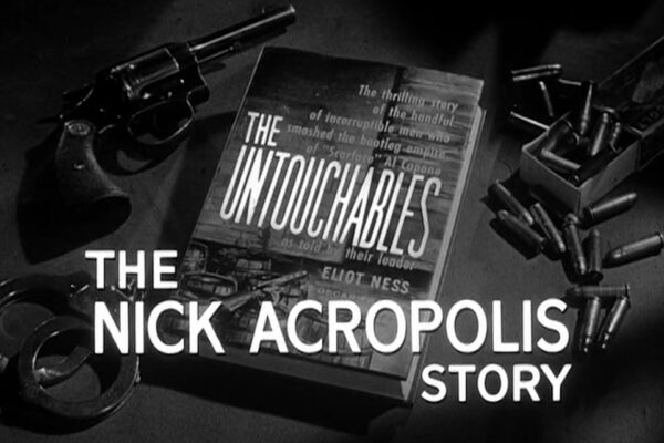 When the brother-in-law of successful racketeer Nick Acropolis swindles him for $200,000, an underling sees an opportune time to takeover the business.