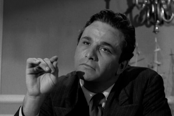 Peter Falk as Nate Selco in The Untouchables.