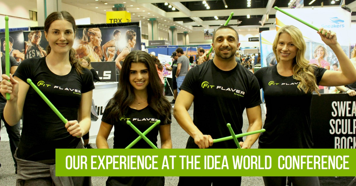Our Experience At the IDEA World Fitness Conference