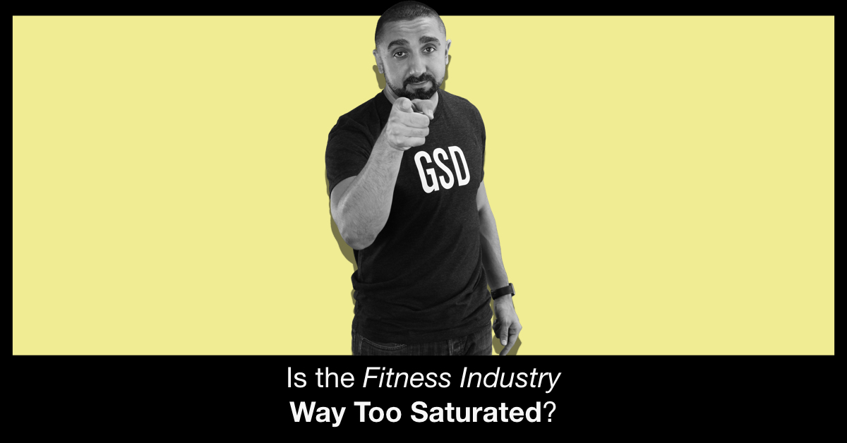 Is the Fitness Industry Way Too Saturated?