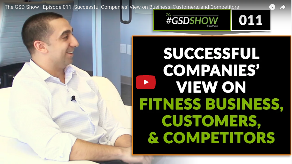 Episode 011: How Successful Companies Look At Their Business, Customers, and Competitors