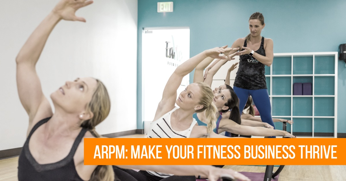 arpm fitness business