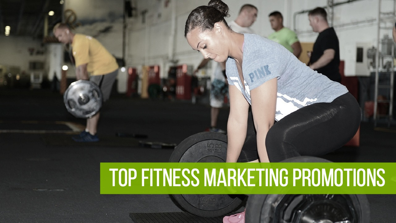 fitness marketing offers