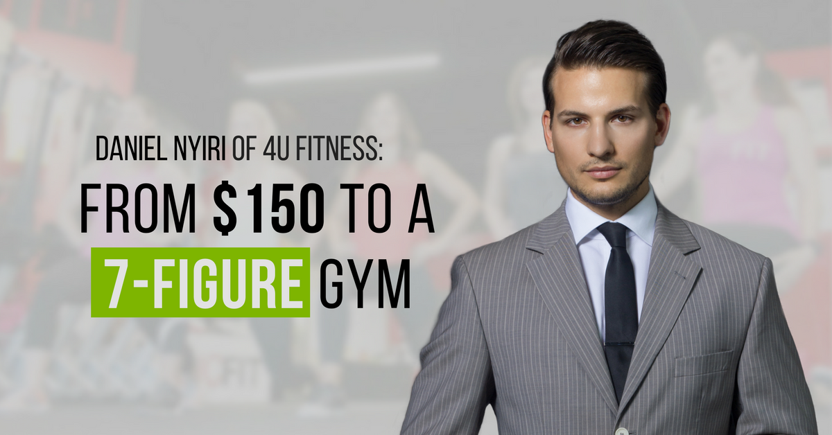 From $150 to a 7-Figure Gym