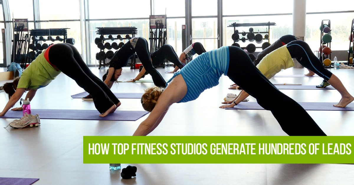 How Top Fitness Studios Generate Hundreds of Leads Online