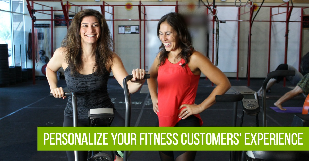"How to Create the ""Personalization Effect"" at Your Fitness Studio"