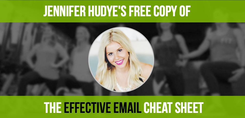 Your Effective Email Cheat Sheet