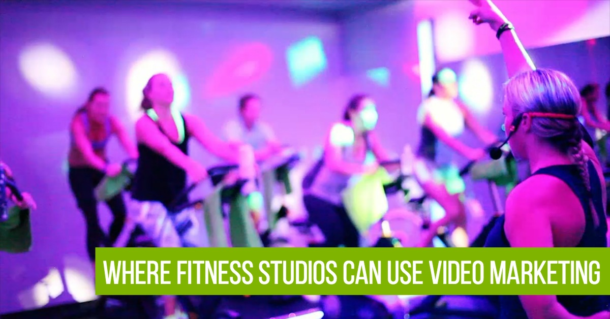 The Best Ways to Use Video For Your Fitness Studio, and Why