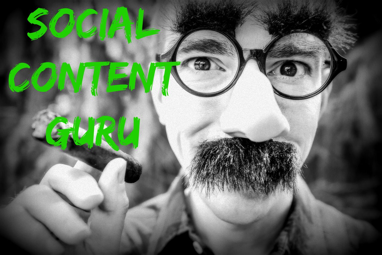 creating social content