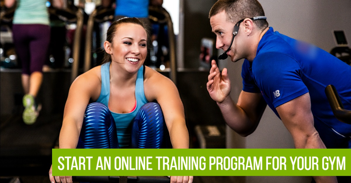 How to Start or Enhance an Online Training Program for Your Gym