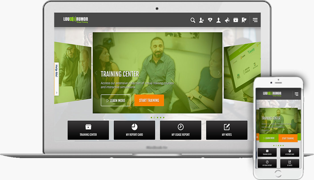 Virtual Training Header