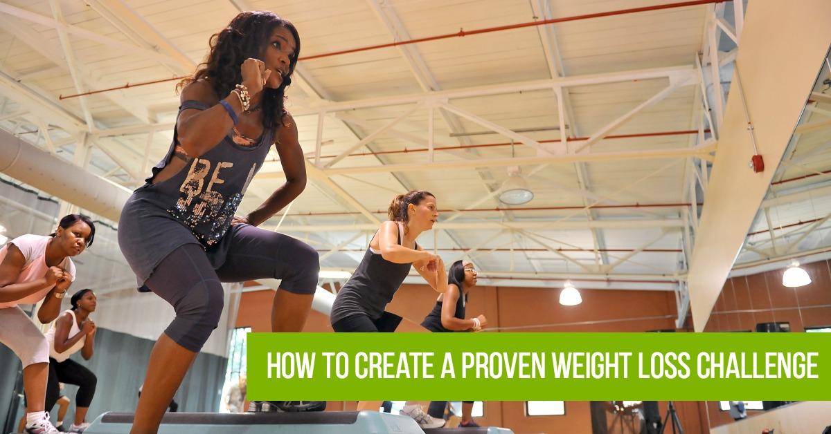 How to Create a Proven Weight Loss Challenge