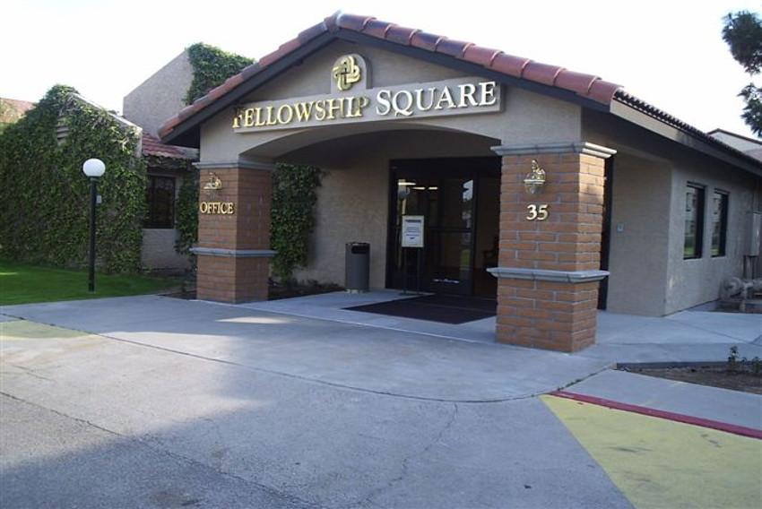 Fellowship Square-Historic Mesa