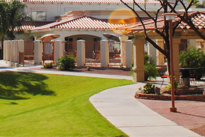Christian Care Home Health/Rehab Clinic – Fellowship Square-Mesa