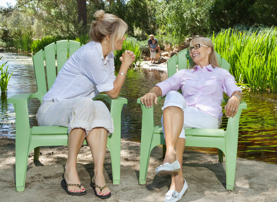 Senior Living Guide to Talking to Your Parents about Joining a Community