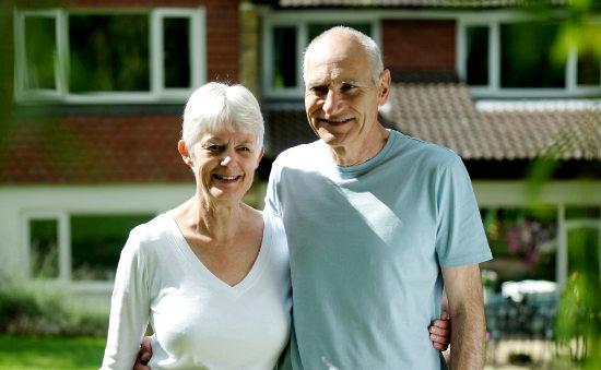 senior housing for over 55 communities
