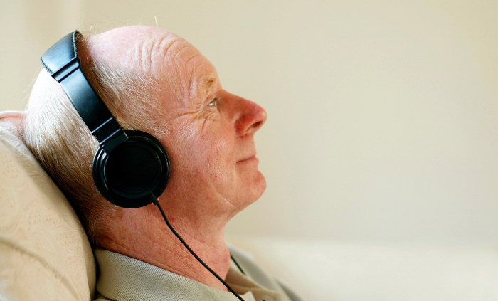 senior living hearing and listening issues