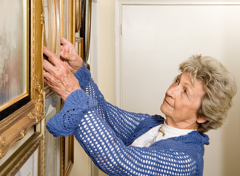 spring cleaning in senior living apartments
