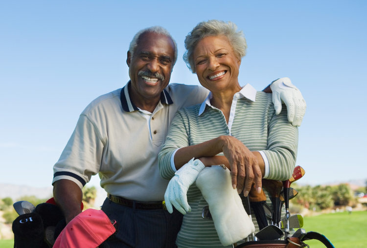 Low Impact Sports for Senior Independent Living
