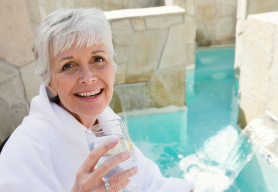 ways seniors can avoid heat exhaustion and sicknesses