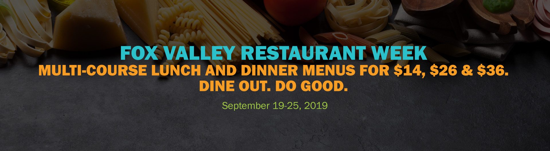 Fox Valley Restaurant Week