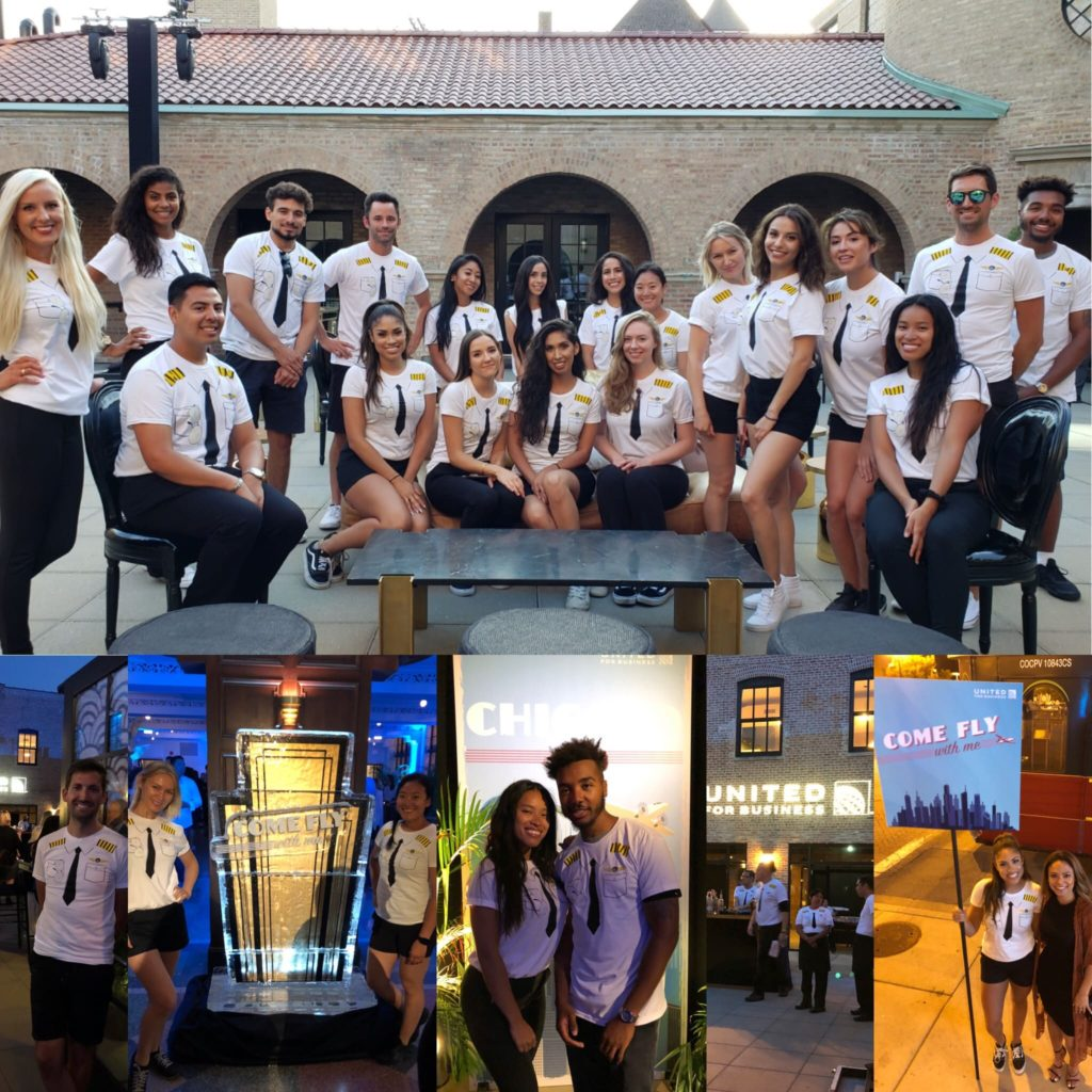 Brand Ambassadors event staffing experiential staffing agency https://ceastaffing.com