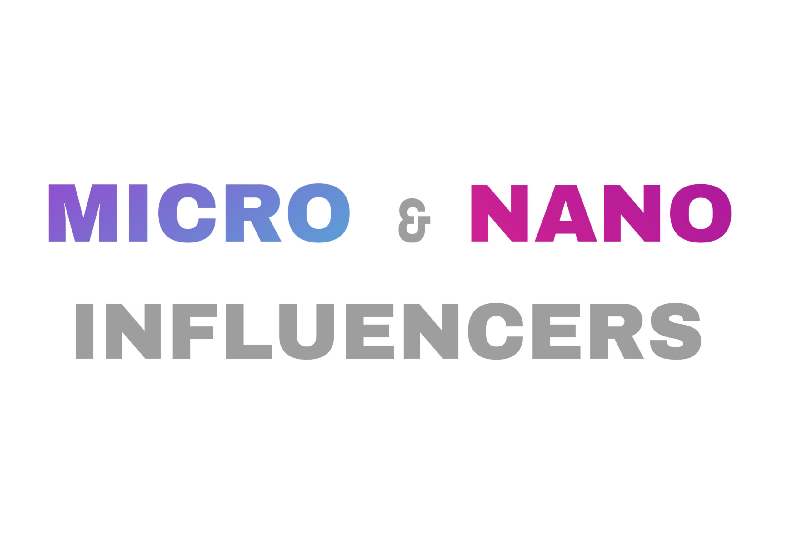 Micro & Nano Influencers https://ceastaffing.com/