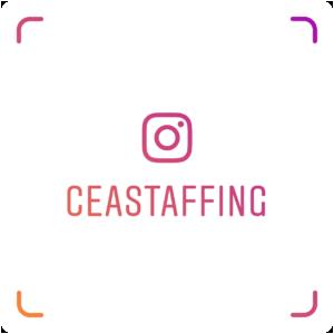 cea staffing instagram