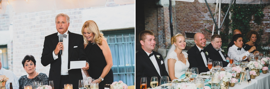 Glessner House wedding reception