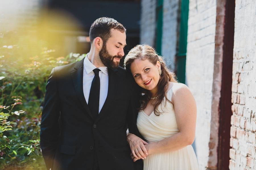 Honky Tonk BBQ Intimate Wedding 008