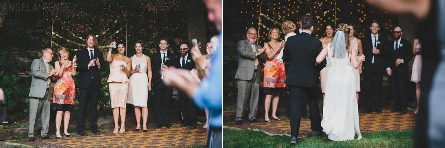 Honky Tonk BBQ Intimate Wedding 035