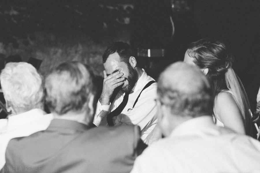 Honky Tonk BBQ Intimate Wedding 042