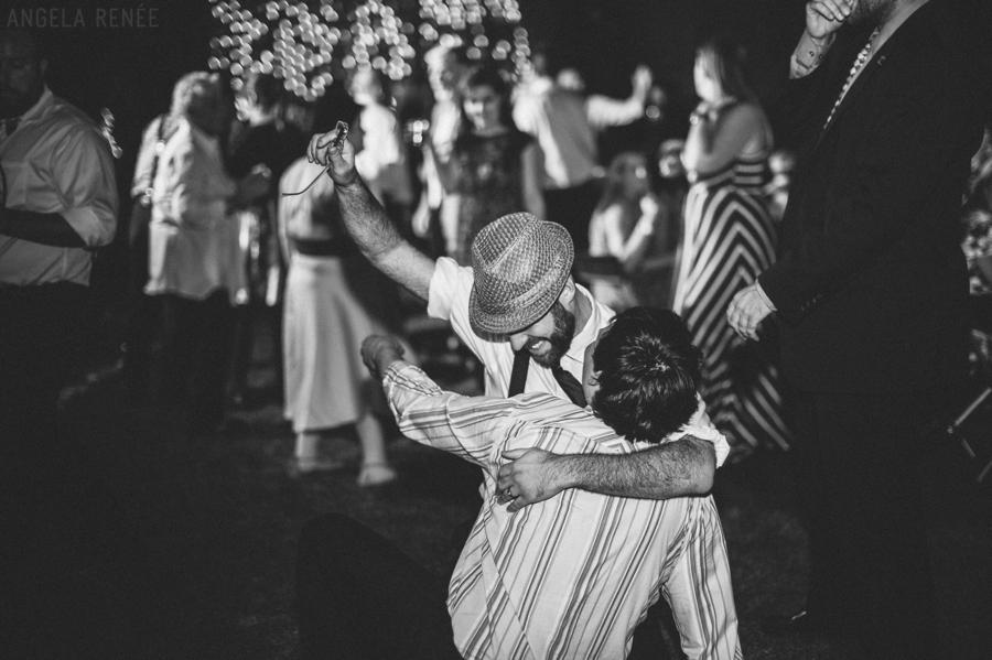 Honky Tonk BBQ Intimate Wedding 047