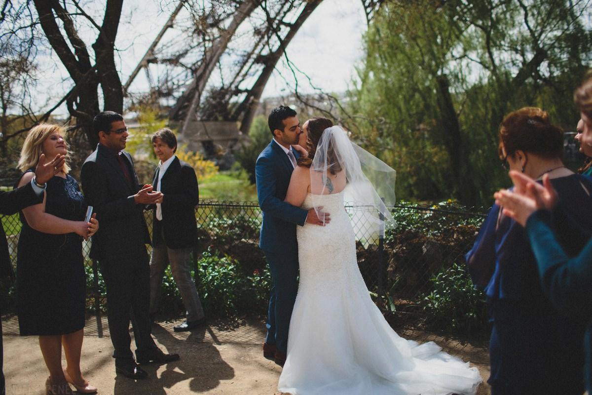 paris-wedding-ceremony-first-kiss