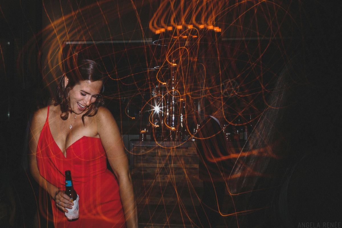 creative wedding dance floor photos
