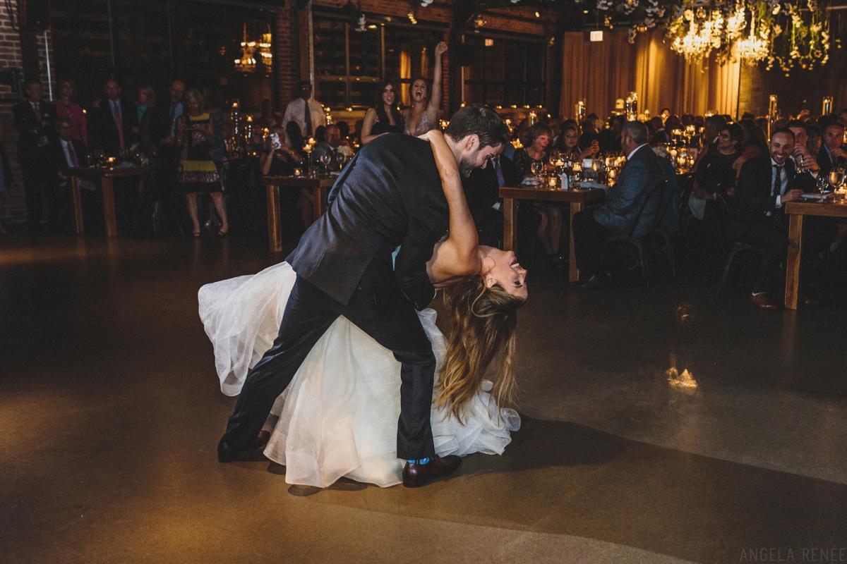 first dance dip