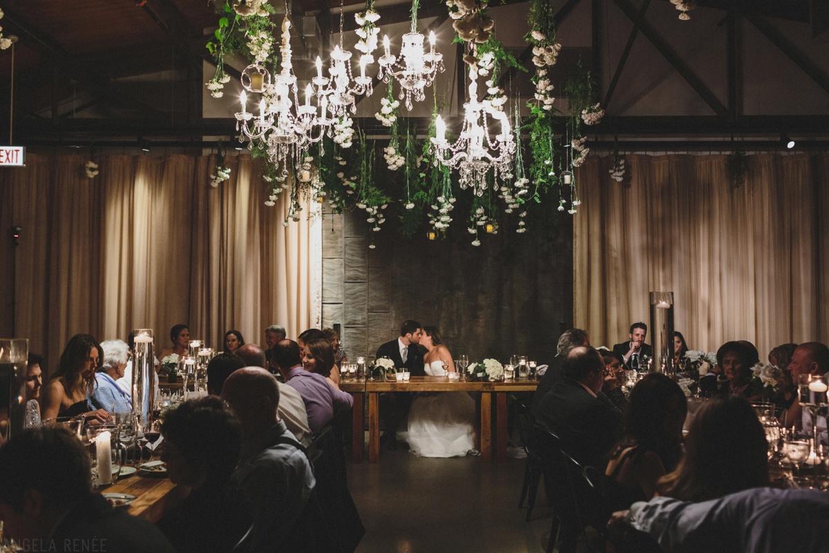 ovation chicago wedding reception