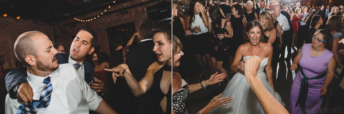 dance floor ovation