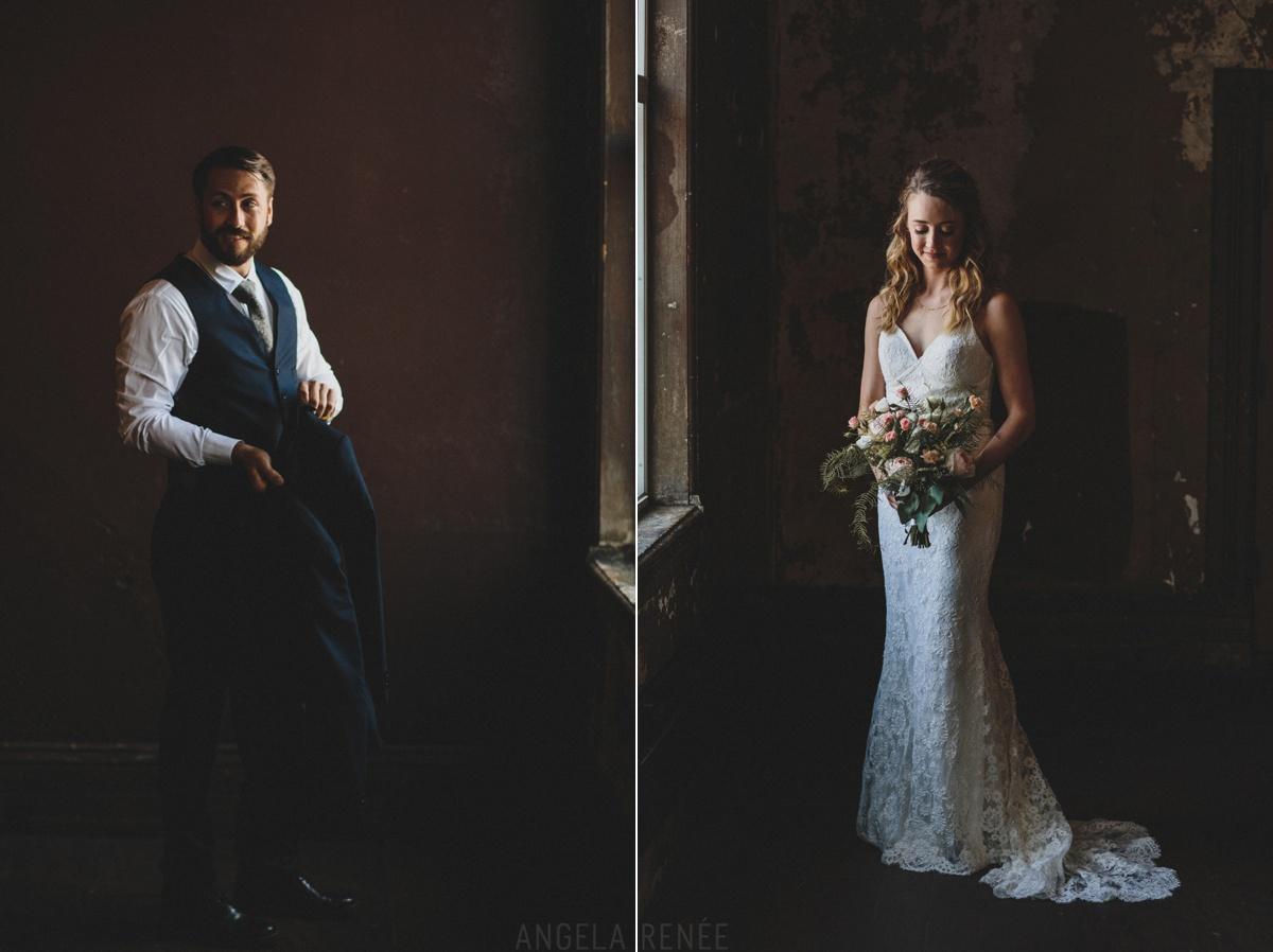 turner ballroom wedding
