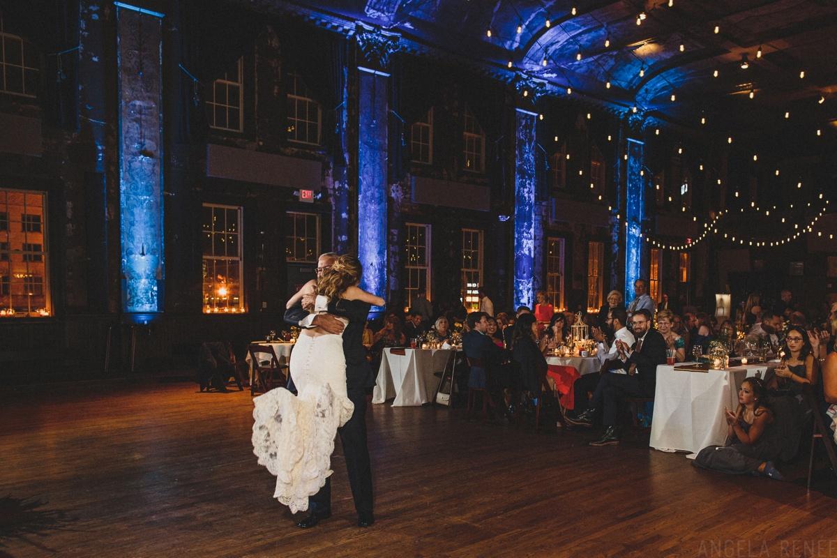 father daughter dance turner hall wedding
