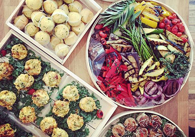 Chicago Production friendly caterer