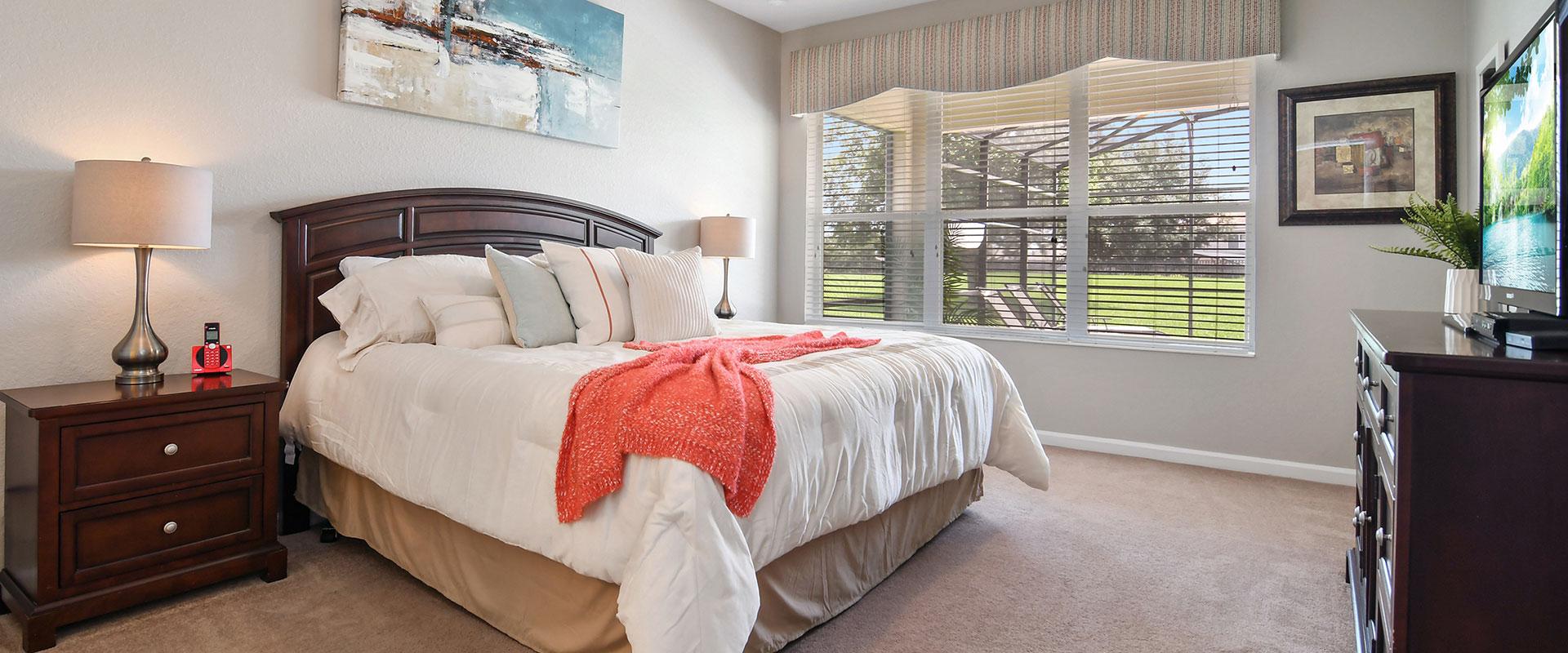 5 Separate Bedrooms