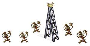 monkey-ladder-bananas