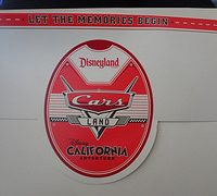 Disney California Adventure Park New Attraction: Cars Land Opens June 15