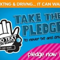 Texting While Driving Can = Death.. It Can Wait