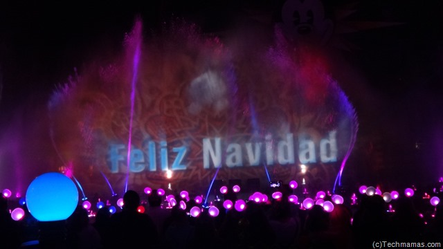 World of Color Holiday Winter Dreams