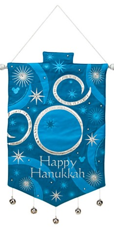 Disney Hanukkah Wall Hanging